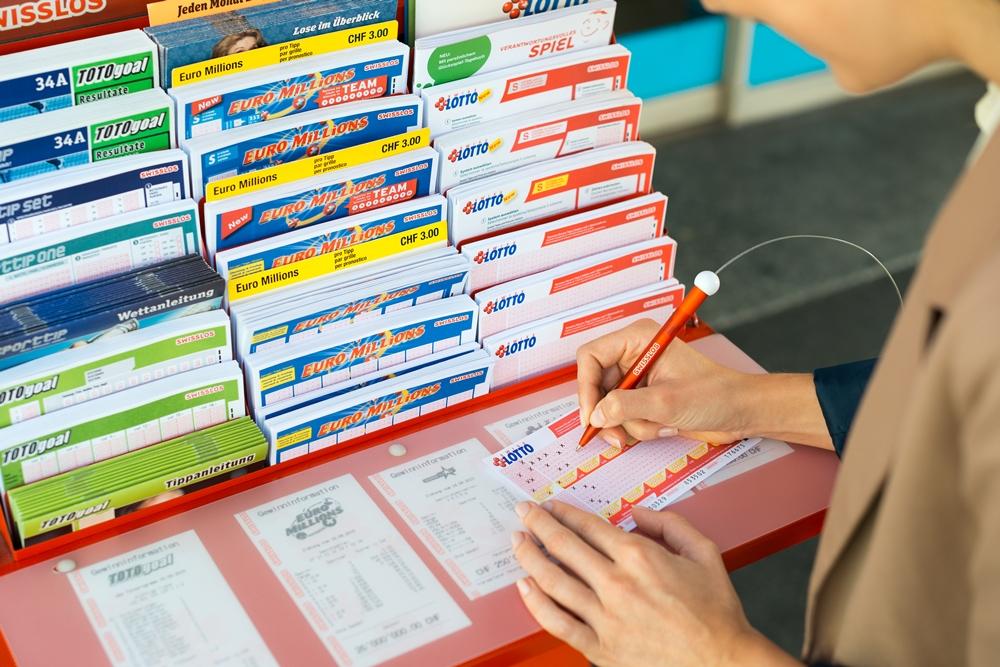 swiss lotto schein ausfüllen weitaufnahme 1000